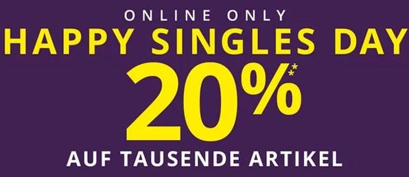 Peek & Cloppenburg Singles Day 2019 Deals Alle Angebote