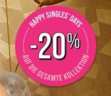 20% auf das gesamte Sortiment bei Hunkemöller
